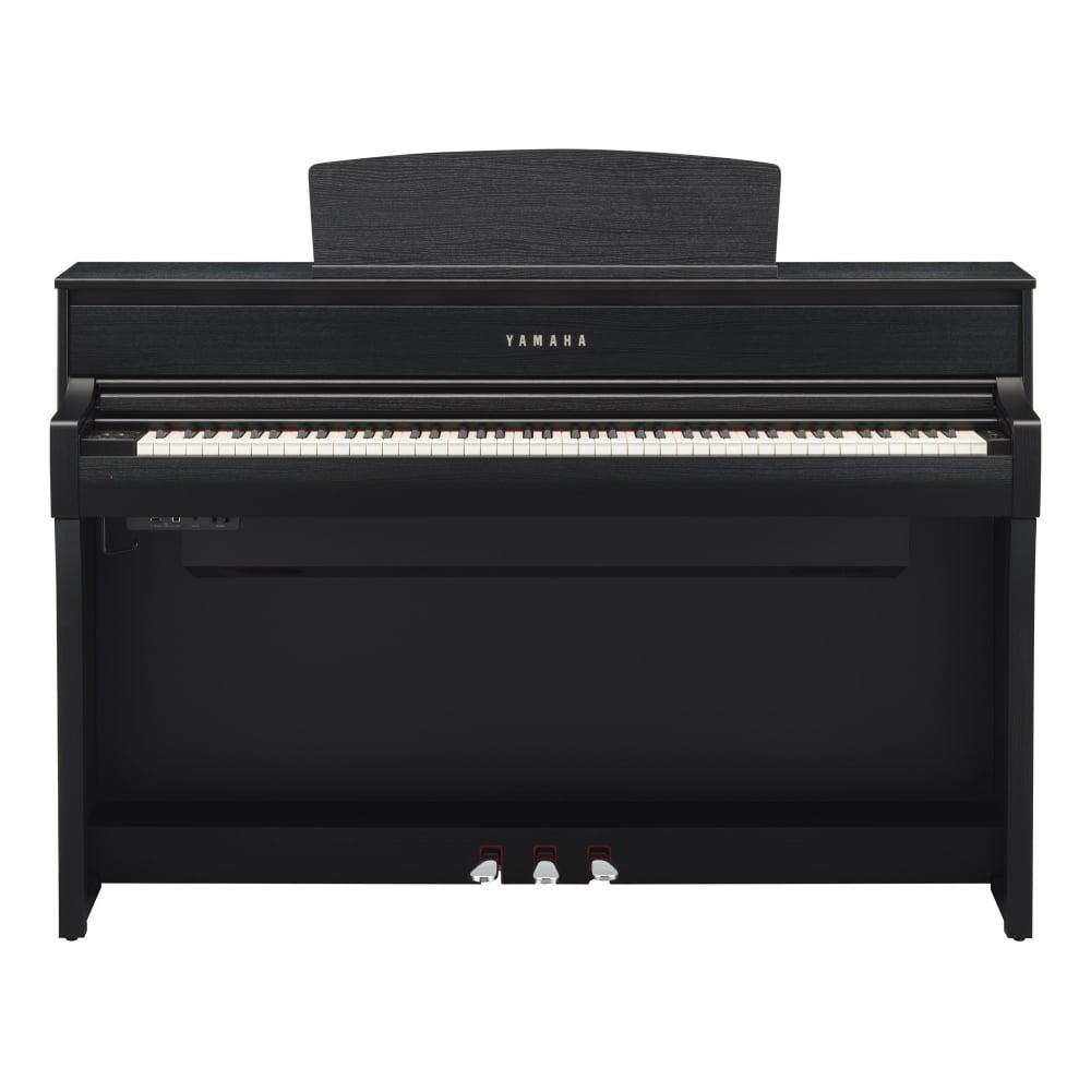 Yamaha clp 675 clavinova digital piano black walnut for Yamaha clavinova dealers