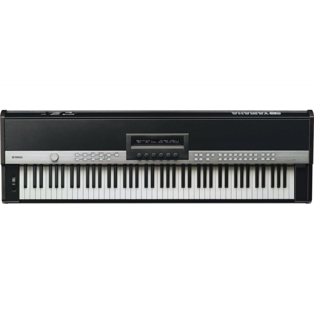 Yamaha cp1 stage piano 88 keys fully weighted from rimmers music for Yamaha fully weighted keyboard