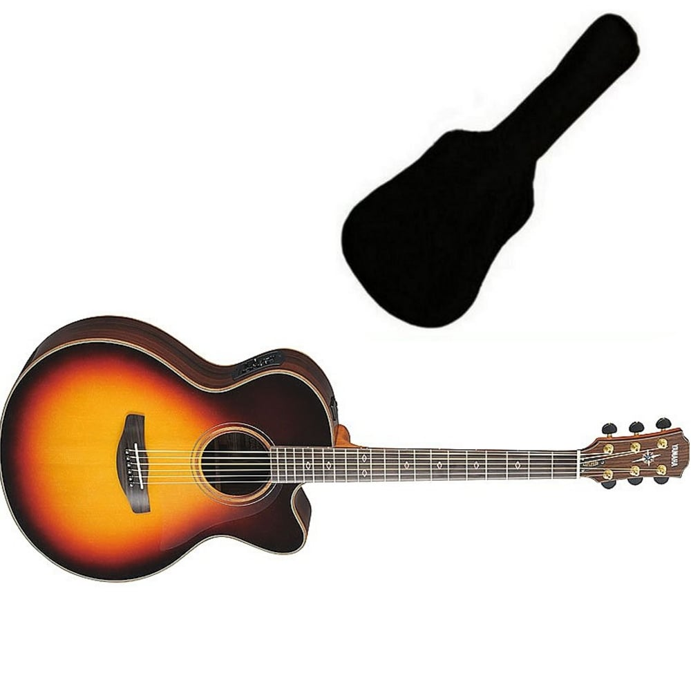 Yamaha CPX 1200-II Vintage Electro-Acoustic Guitar from Rimmers Music
