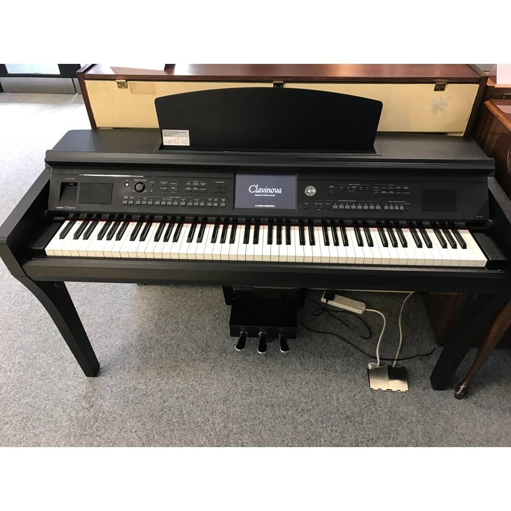 yamaha cvp 609 clavinova digital piano. Black Bedroom Furniture Sets. Home Design Ideas