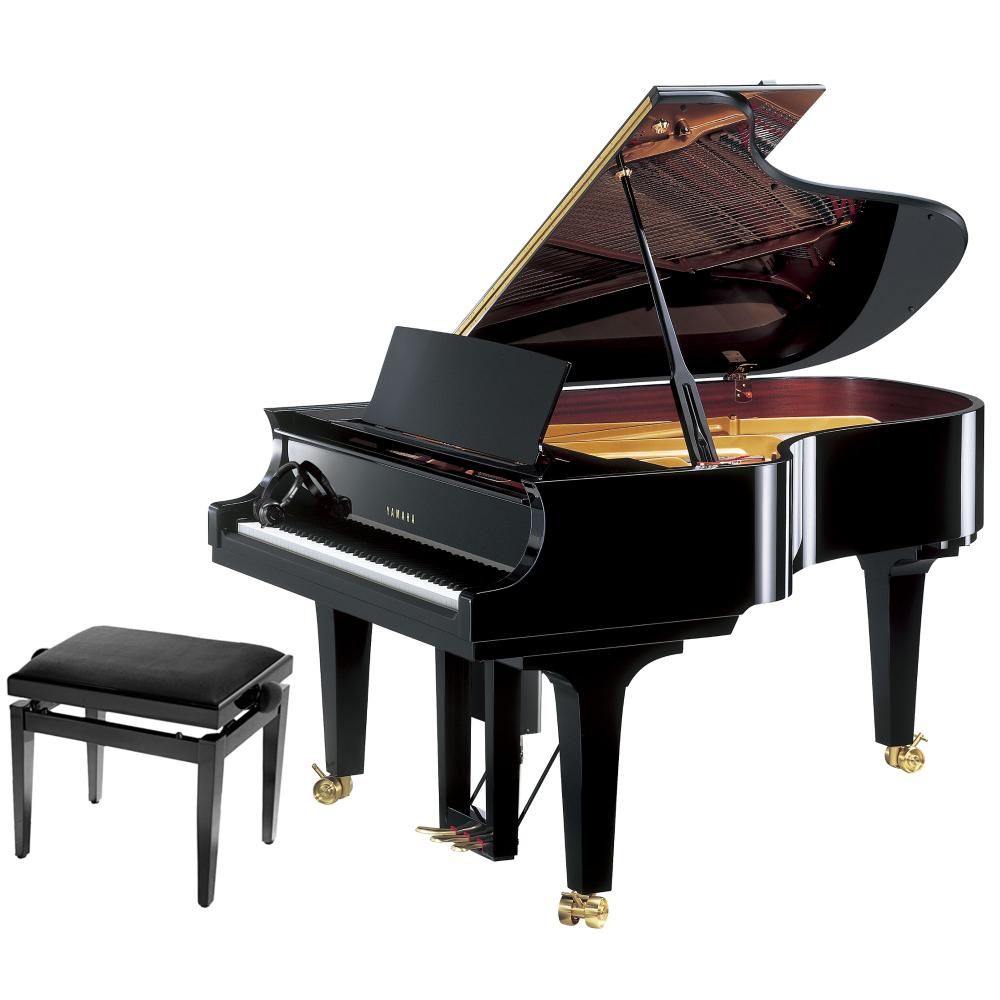 Yamaha dcf4 pro disklavier enspire grand piano from for Yamaha disklavier grand piano