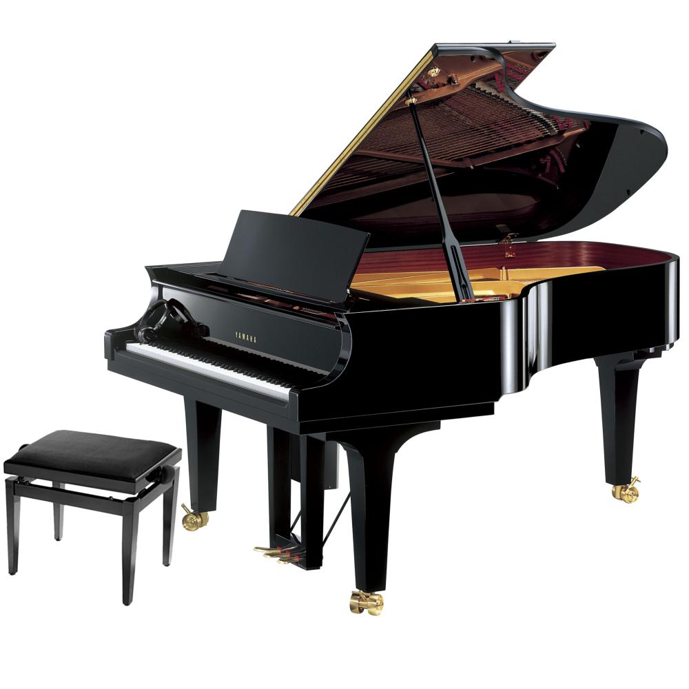 Yamaha dcf6 pro disklavier enspire grand piano from for Yamaha disklavier grand piano