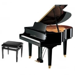 Yamaha DGB1K E3 Disklavier Grand Piano | Polished Ebony