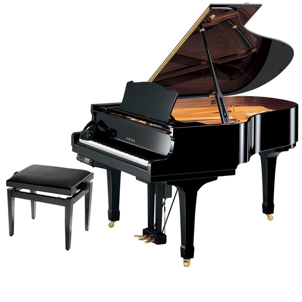 Yamaha dgc2e3pe disklavier grand piano rimmers music for Yamaha disklavier grand piano