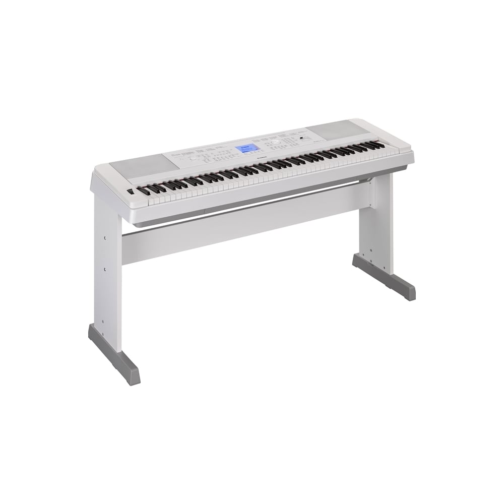 yamaha dgx660 digital piano white from rimmers music. Black Bedroom Furniture Sets. Home Design Ideas