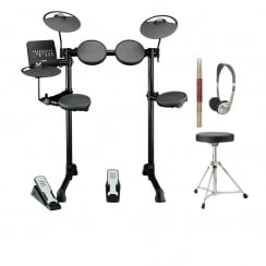 Yamaha DTX400 Digital Drum Kit Package
