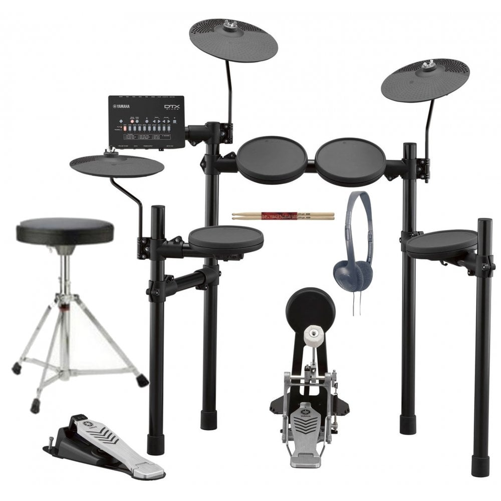 Yamaha DTX432 Electronic Drum Kit Package