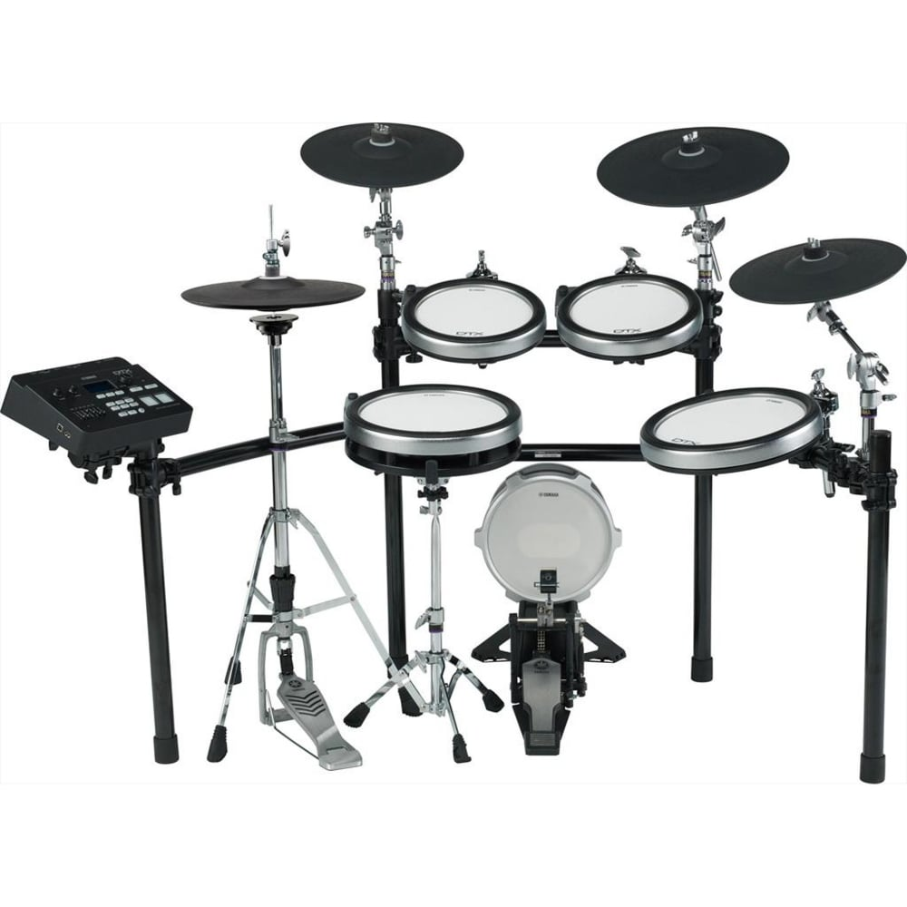 Yamaha Dtx760 Digital Drumkit Bundle From Rimmers Music