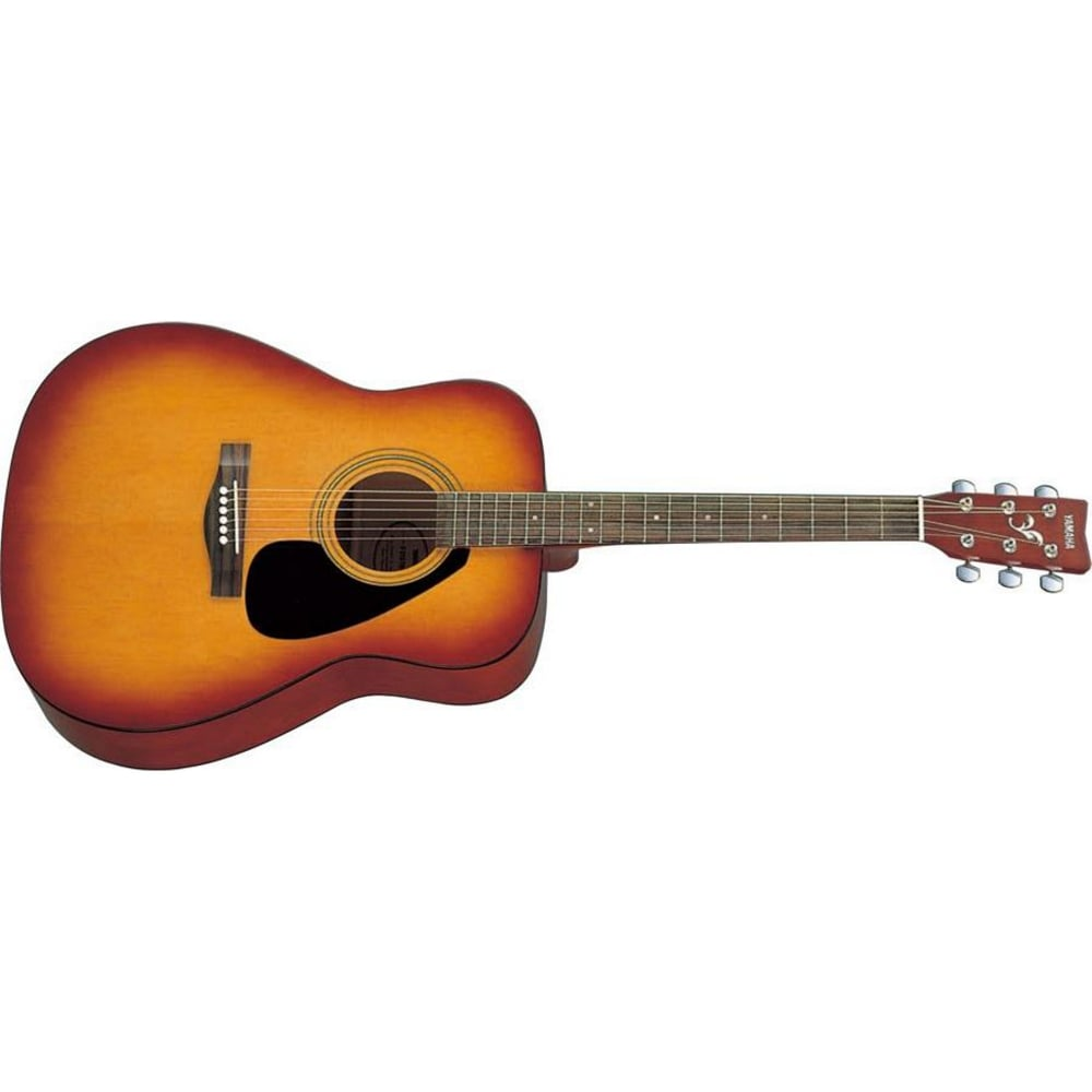 Yamaha F310 Acoustic Guitar | Brown Sunburstl From Rimmers ...