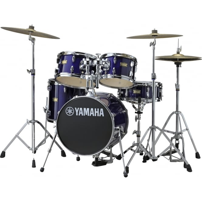 Yamaha JK6F5 | Manu Katche Signature Drum Kit | Deep Violet | Hardware Pack