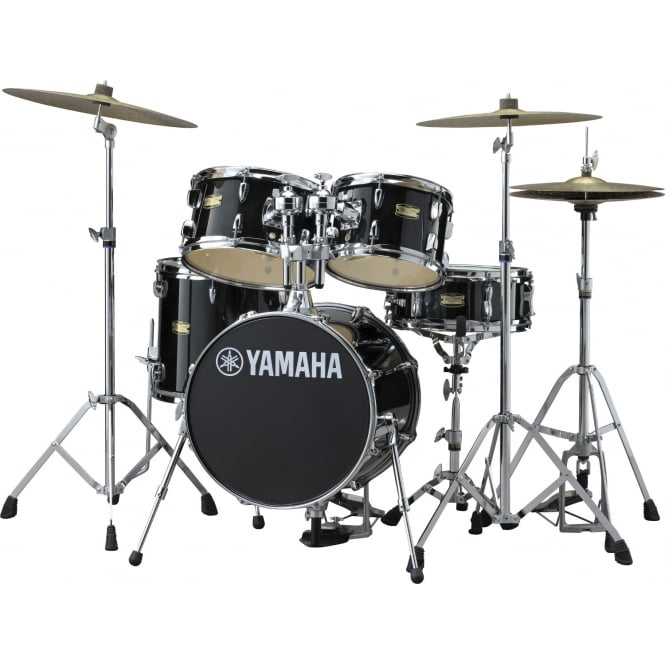 Yamaha JK6F5 | Manu Katche Signature Junior Drum Shell Set | Black