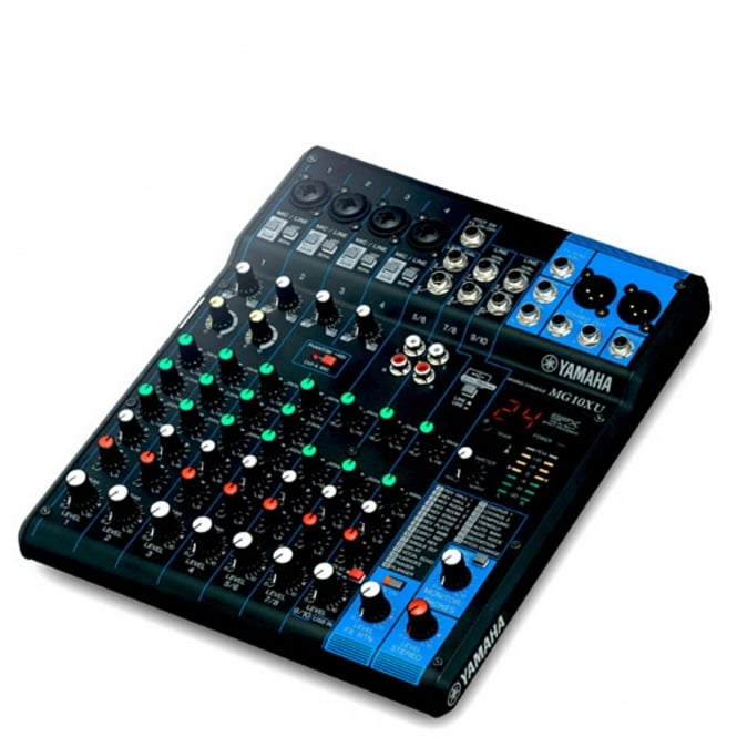 yamaha mg10xu mixer from rimmers music with uk mainland delivery. Black Bedroom Furniture Sets. Home Design Ideas