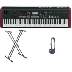Yamaha MOXF8 88 Key Synthesizer