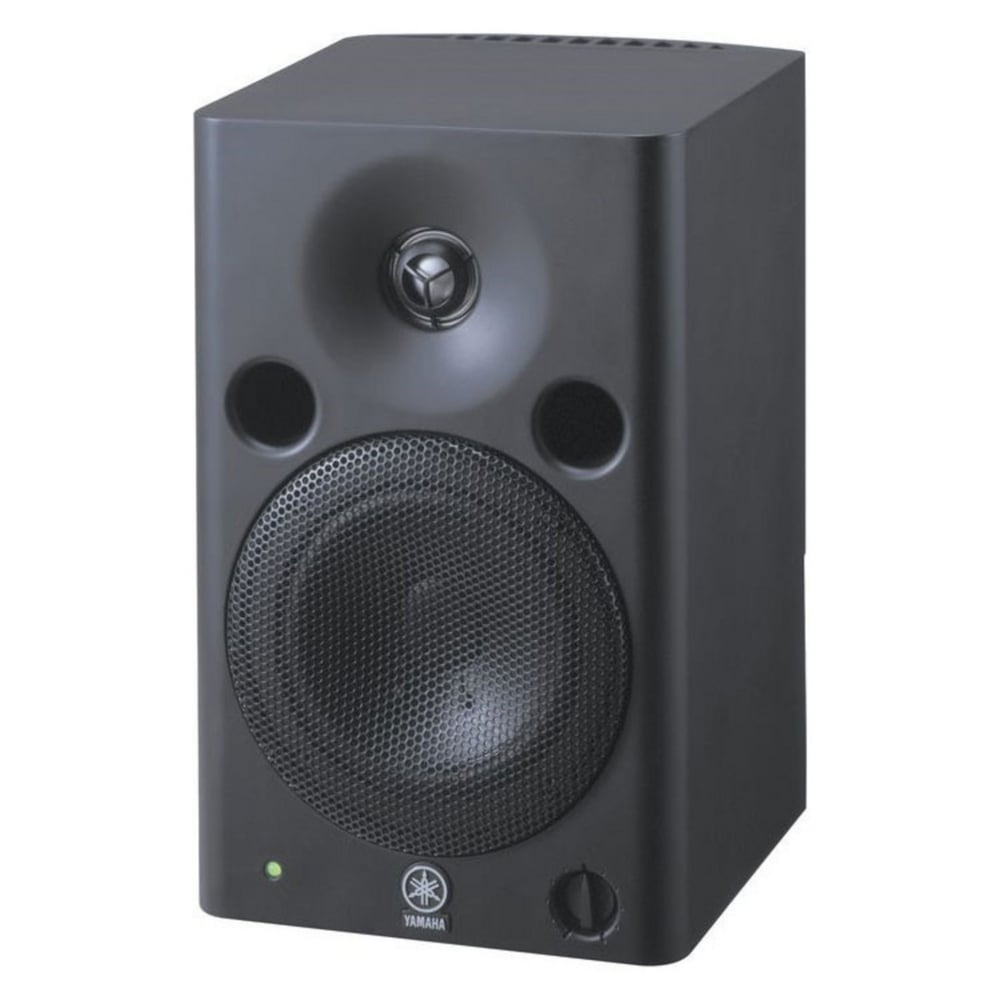 yamaha msp5 active studio monitor from rimmers music. Black Bedroom Furniture Sets. Home Design Ideas