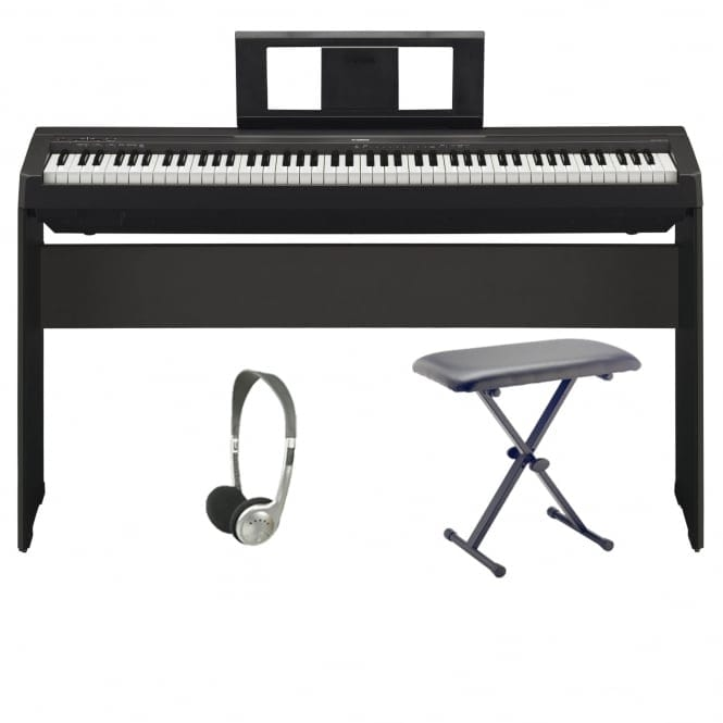 Yamaha P45 Digital Piano | Pro Bundle