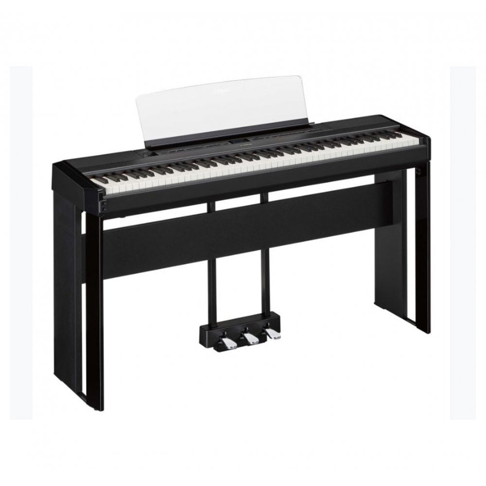 Yamaha P515 Personal Digital Piano Black With Lp1 And L515 Fc5 Pedal Wiring Diagram