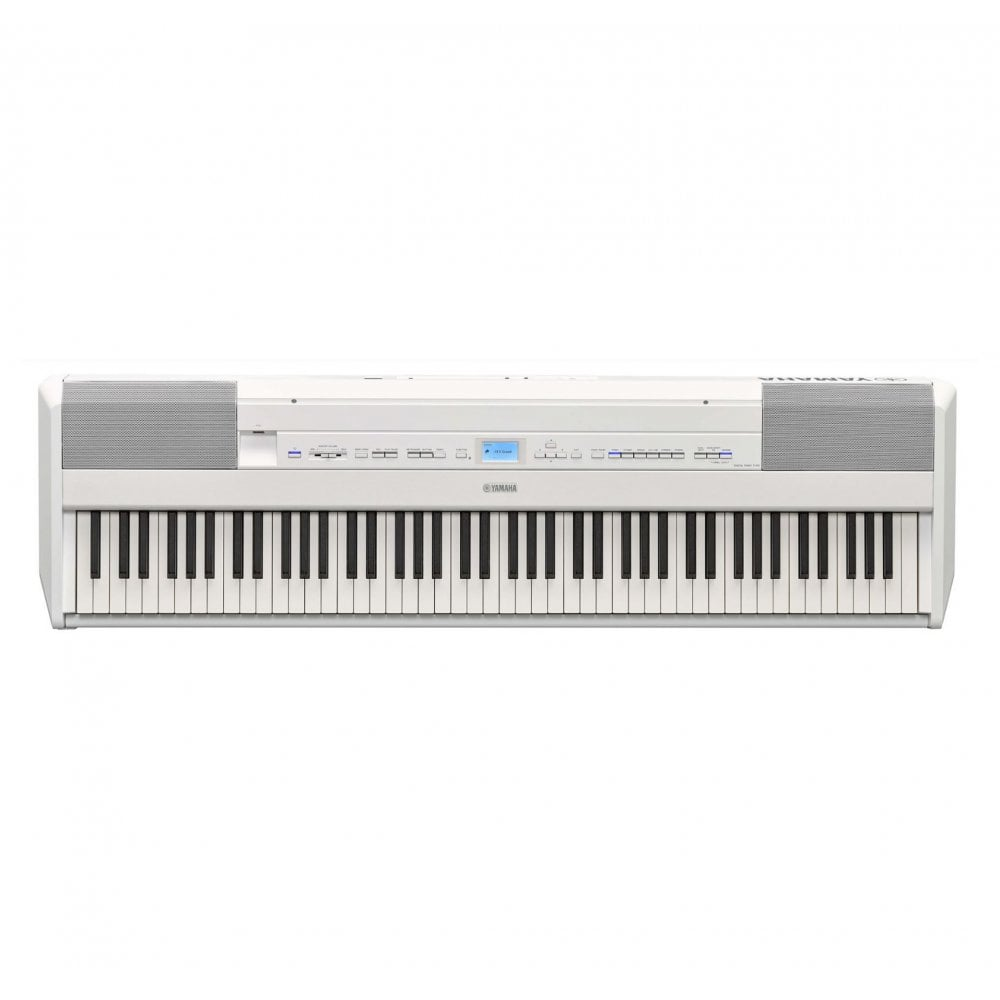 yamaha p515 digital piano white rimmers music. Black Bedroom Furniture Sets. Home Design Ideas