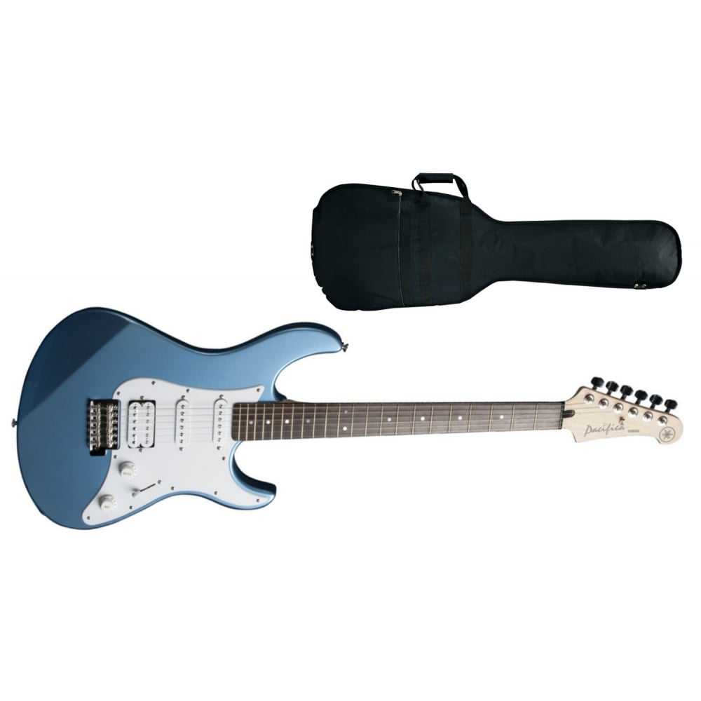 yamaha pacifica 112j electric guitar lake placid blue. Black Bedroom Furniture Sets. Home Design Ideas