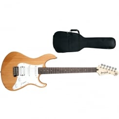 Yamaha Pacifica 112J Electric Guitar | Natural Satin