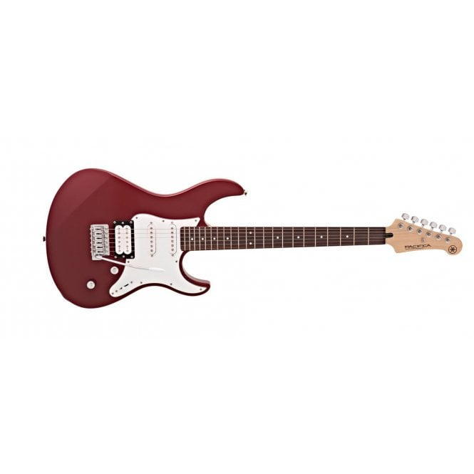 yamaha pacifica 112v electric guitar raspberry red. Black Bedroom Furniture Sets. Home Design Ideas