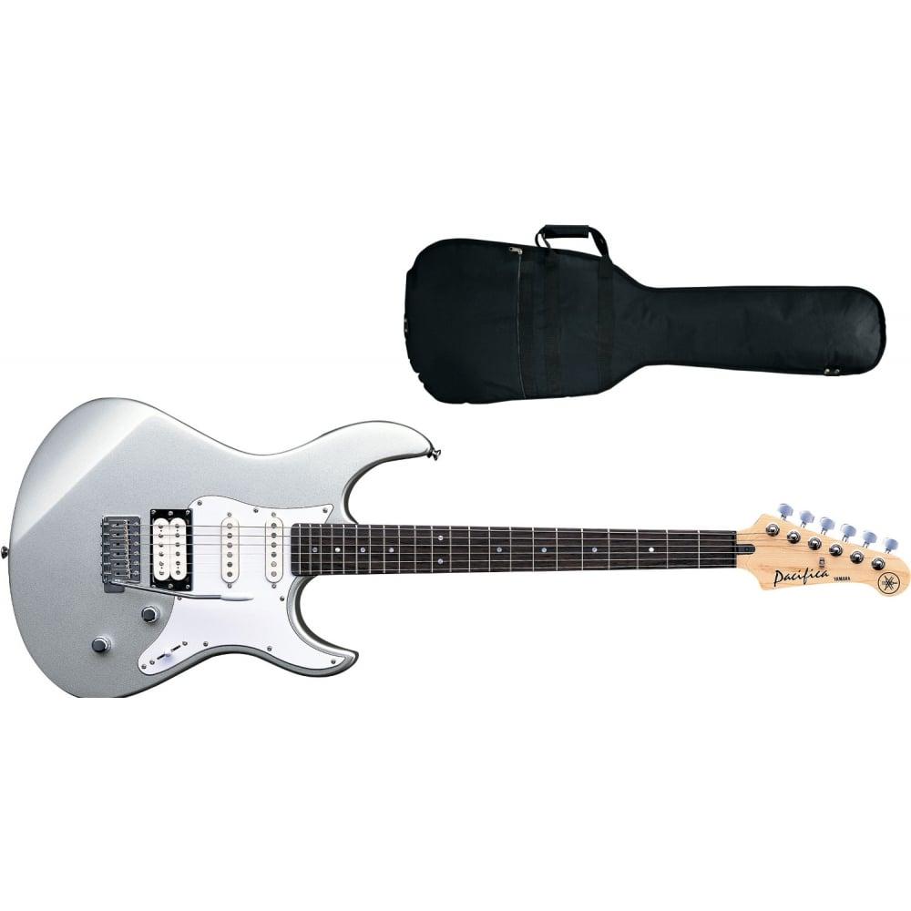 yamaha pacifica 112v electric guitar silver. Black Bedroom Furniture Sets. Home Design Ideas