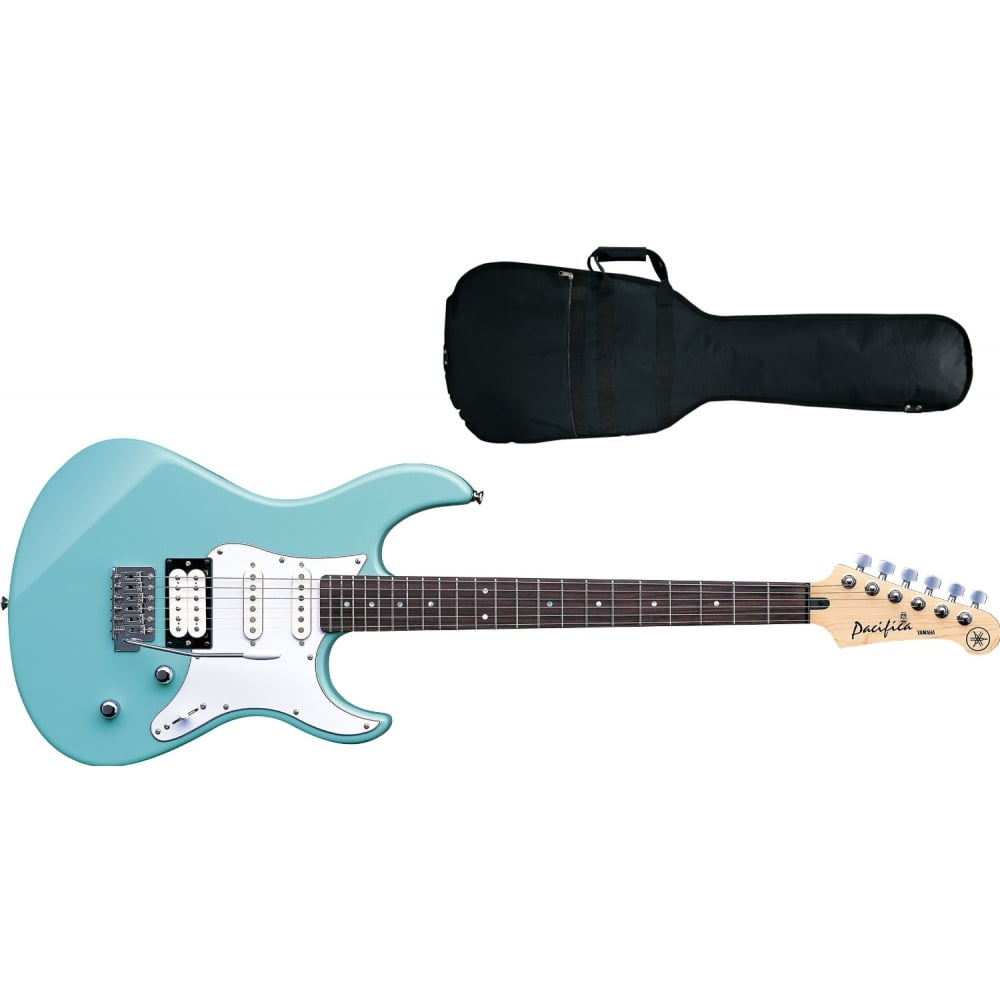 yamaha pacifica 112v electric guitar sonic blue. Black Bedroom Furniture Sets. Home Design Ideas