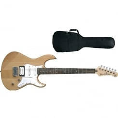 Yamaha Pacifica 112V Electric Guitar | Yellow Natural Stain