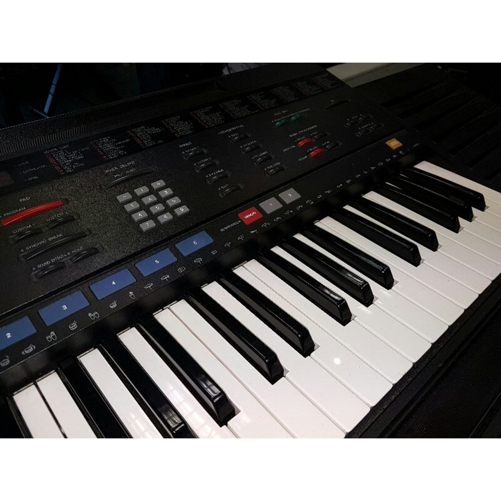 yamaha psr 3500 digital keyboard used from rocking rooster. Black Bedroom Furniture Sets. Home Design Ideas