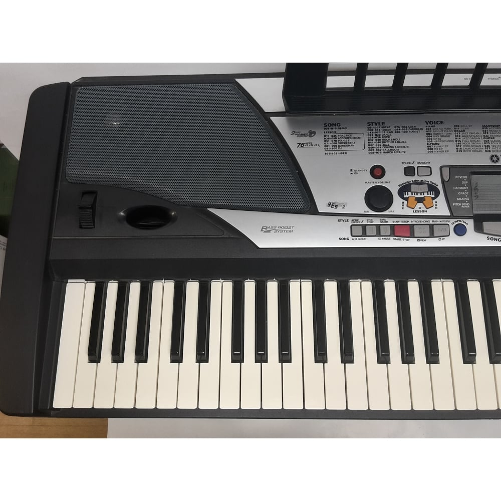 yamaha psr gx76 portable keyboard from rocking rooster. Black Bedroom Furniture Sets. Home Design Ideas