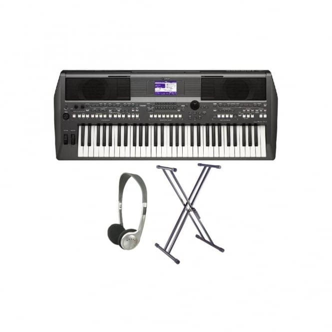 yamaha psr s670 workstation keyboard rimmers music. Black Bedroom Furniture Sets. Home Design Ideas