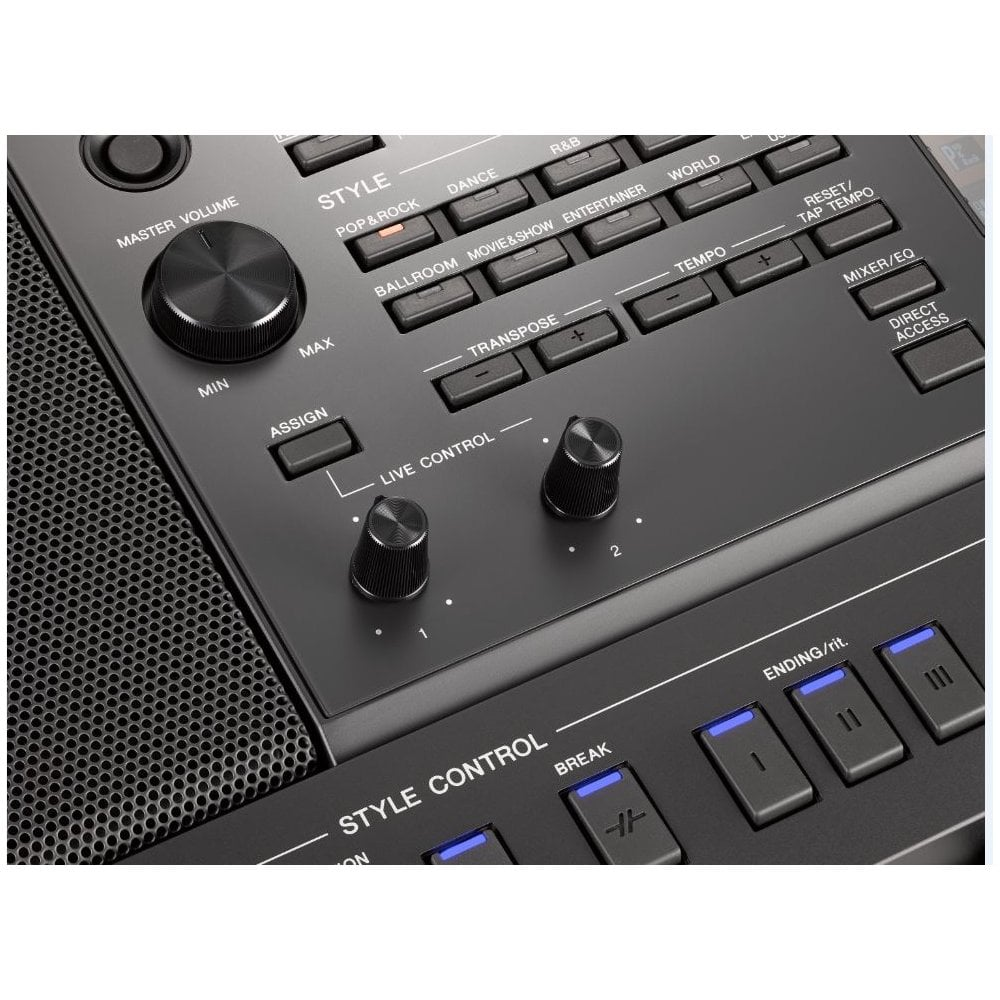 Yamaha PSR SX700 Portable Workstation