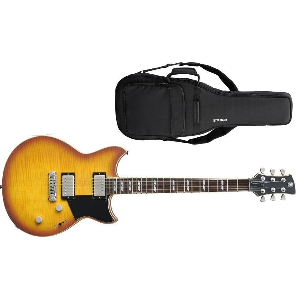 yamaha revstar rs620 electric guitar brick burst. Black Bedroom Furniture Sets. Home Design Ideas