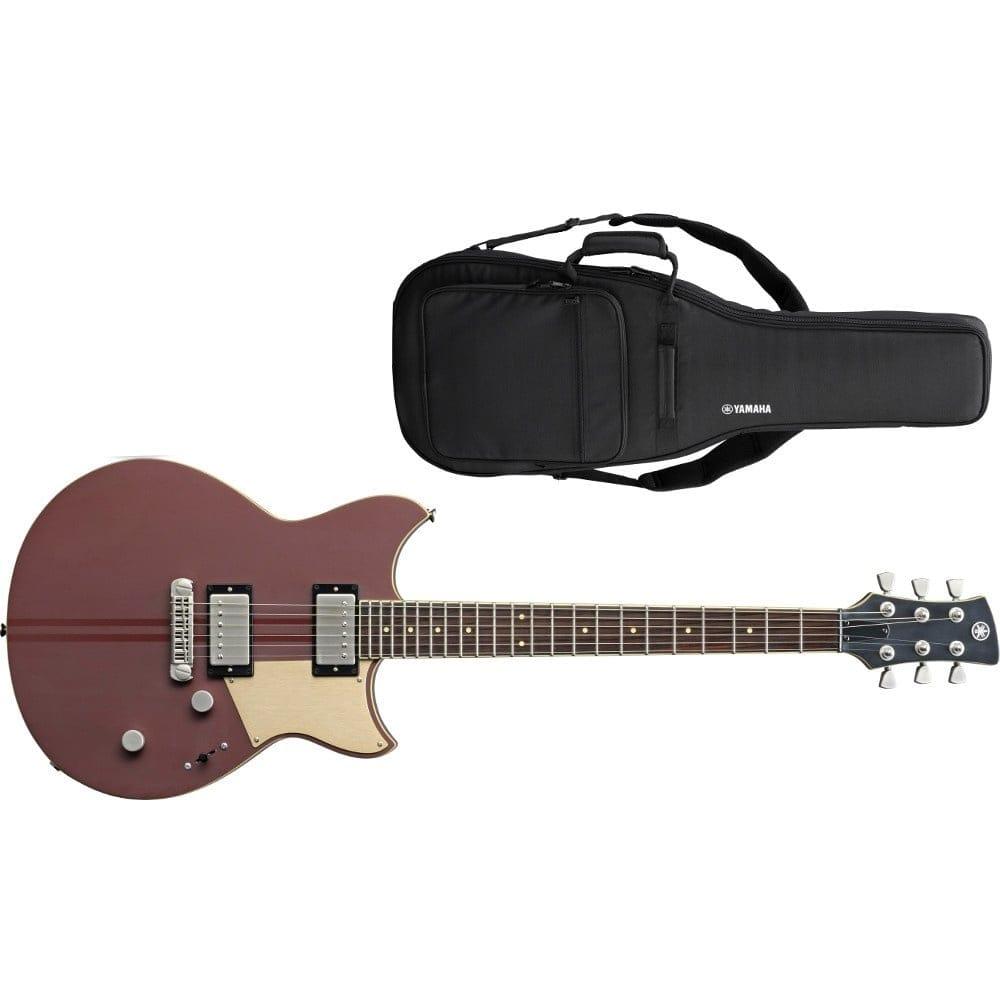 Yamaha Revstar RS820CR Electric Guitar   Steel Rust