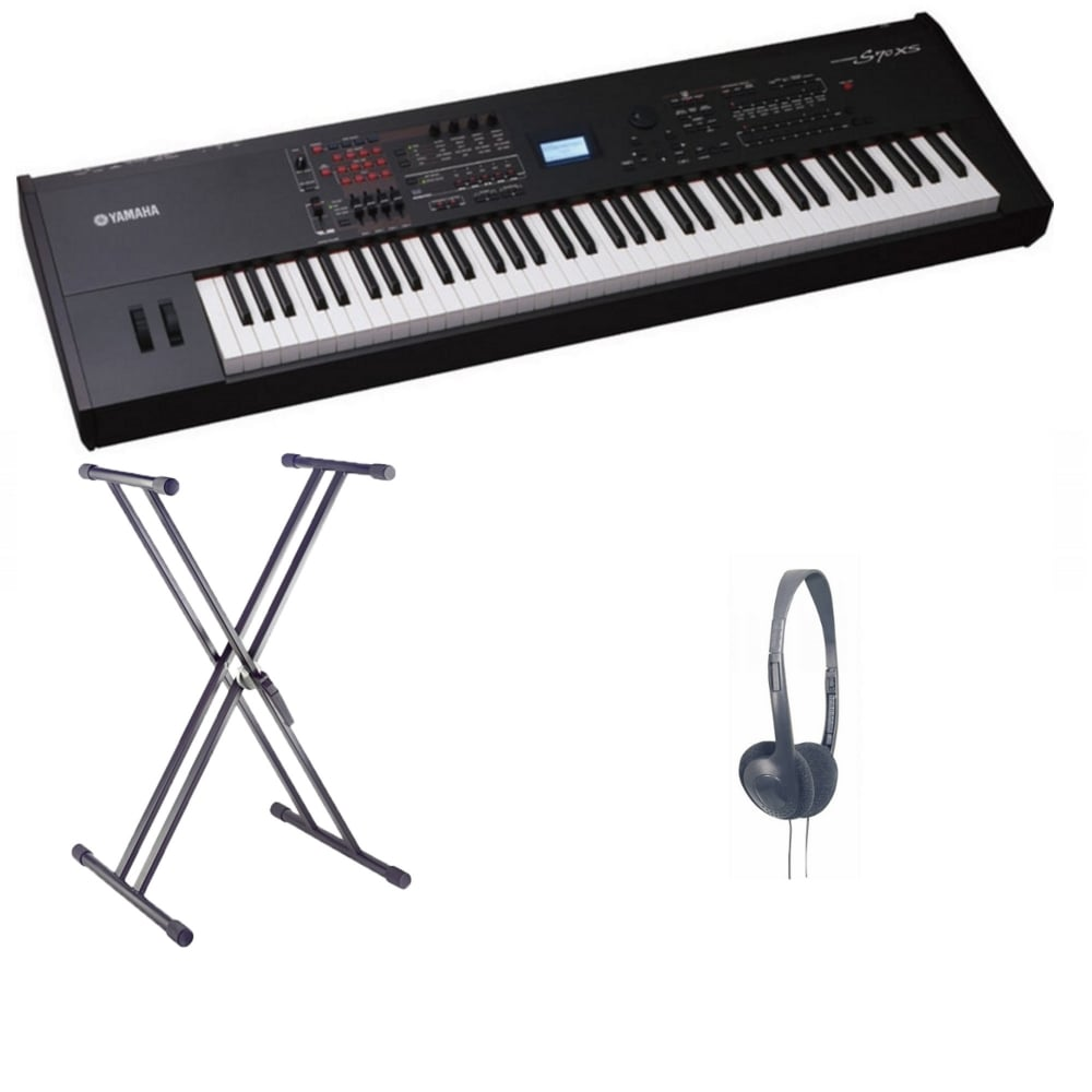 Yamaha s70 xs keyboard synthesizer from rimmers music for Yamaha synthesizer keyboard