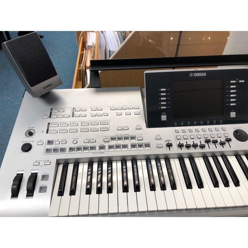 yamaha tyros 4 electric keyboard used. Black Bedroom Furniture Sets. Home Design Ideas
