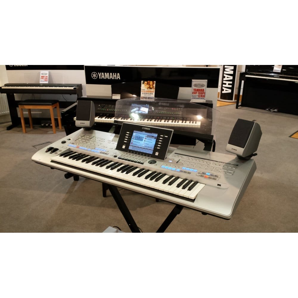 yamaha tyros 4 including ms04 speakers used. Black Bedroom Furniture Sets. Home Design Ideas