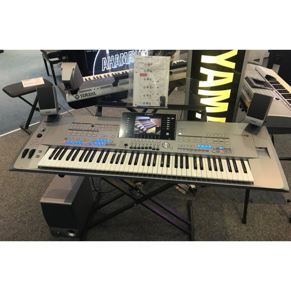 yamaha tyros 5 keyboard 76 key. Black Bedroom Furniture Sets. Home Design Ideas