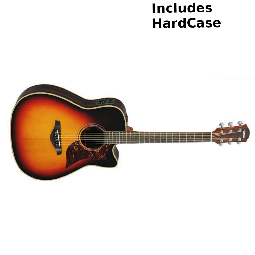 yamaha a1m electro acoustic guitar vintage from rimmers music. Black Bedroom Furniture Sets. Home Design Ideas