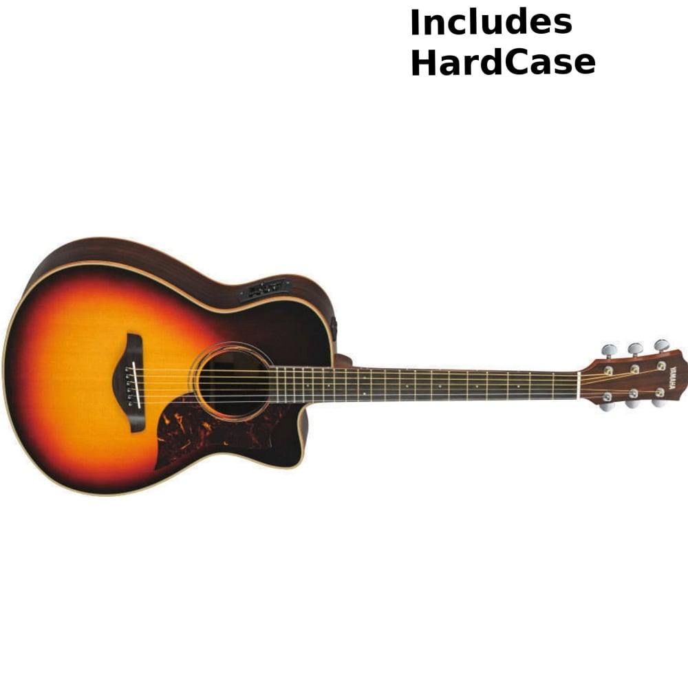 yamaha ac1r electro acoustic guitar vintage from rimmers music. Black Bedroom Furniture Sets. Home Design Ideas