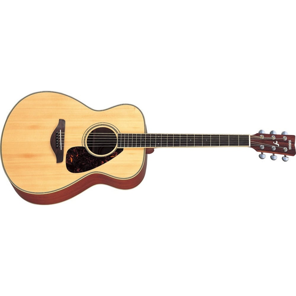 Yamaha fs720 acoustic guitar natural for Yamaha fs 310 guitar