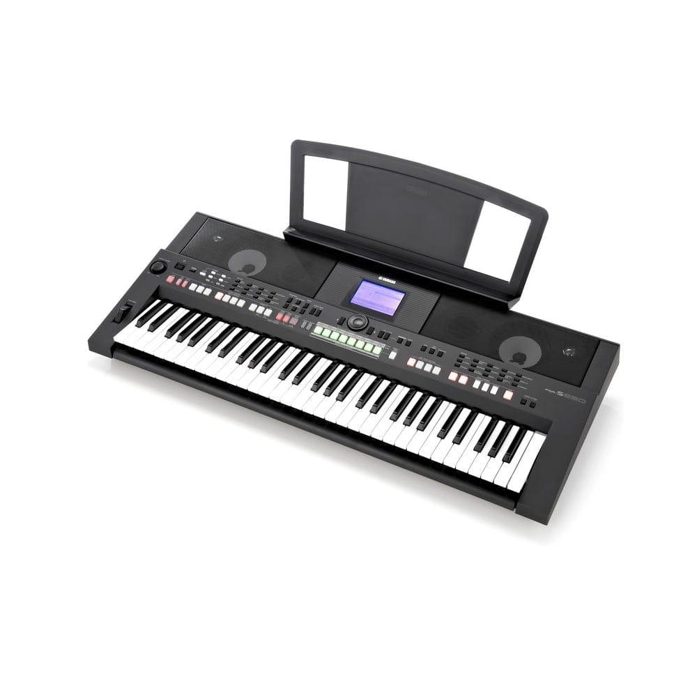 Yamaha psr s650 digital keyboard ex demo manufacturer for Yamaha psr s