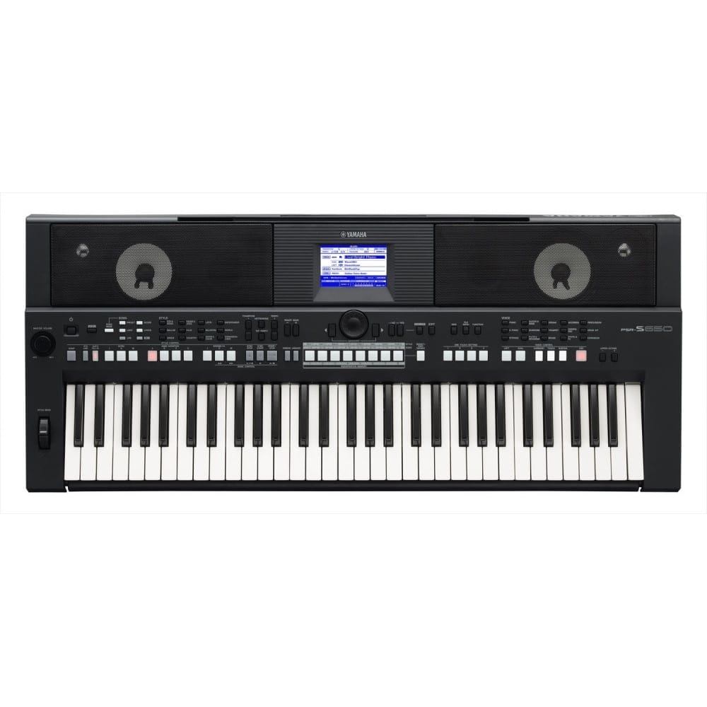 Yamaha psr s650 digital keyboard ex demo manufacturer for Www yamaha keyboards