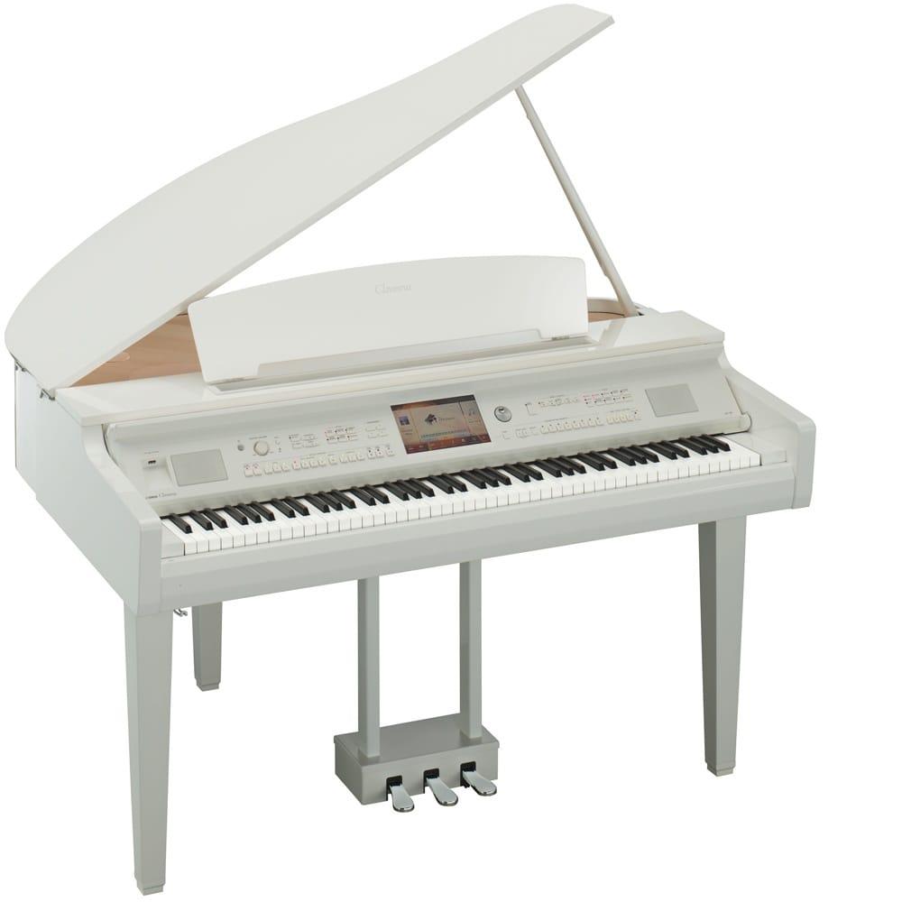 yamaha cvp 709gp clavinova digital piano from rocking rooster. Black Bedroom Furniture Sets. Home Design Ideas