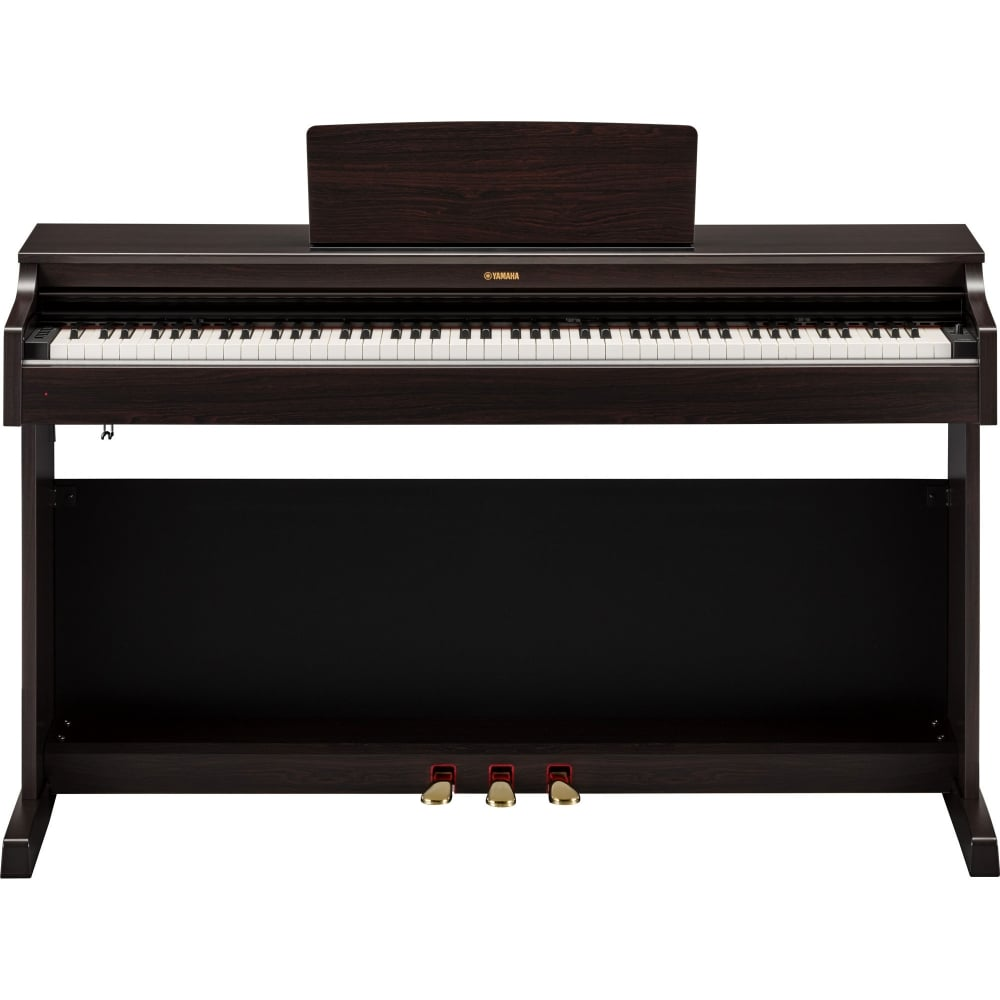 yamaha ydp 163 arius digital piano rosewood from rocking