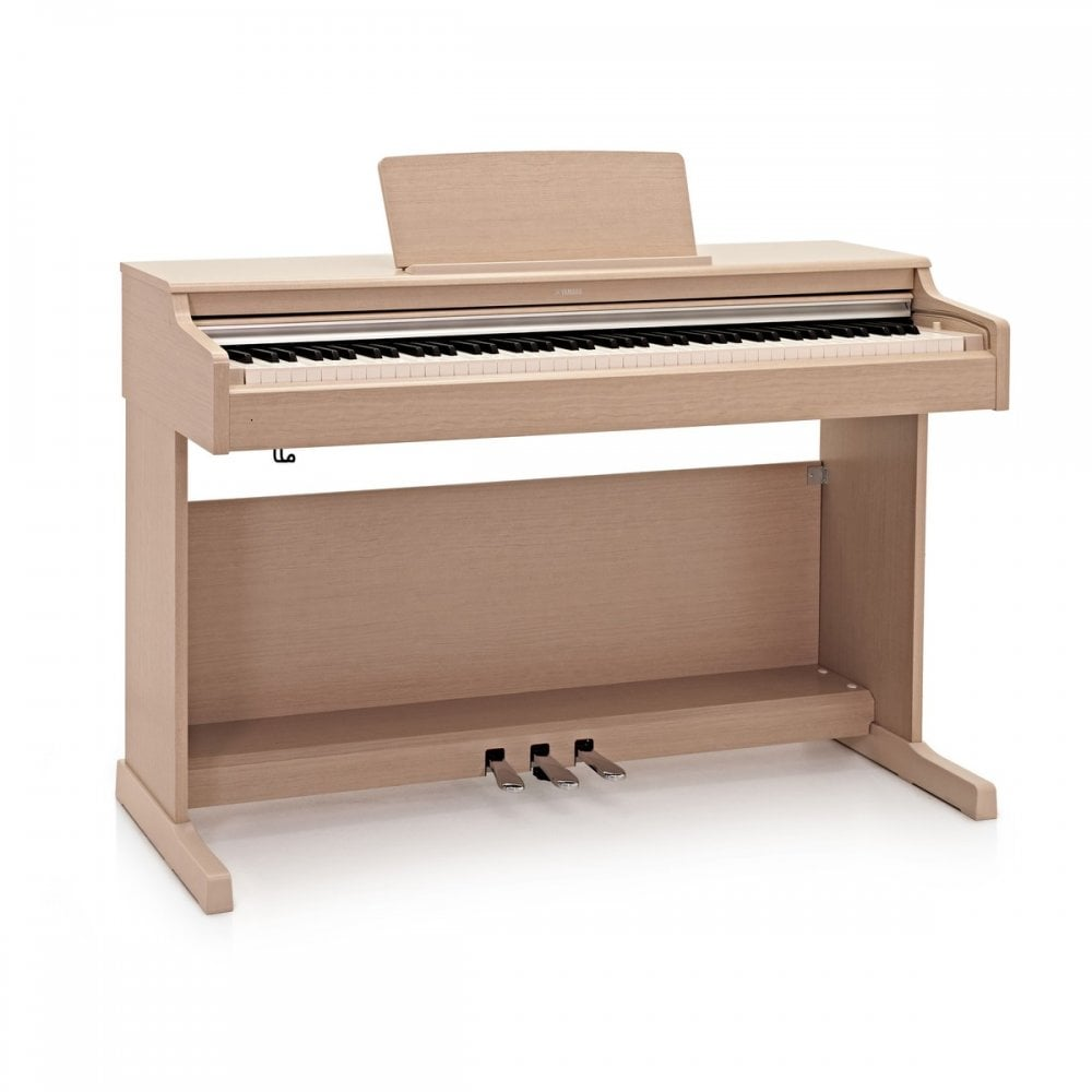 yamaha ydp 164 digital piano white ash. Black Bedroom Furniture Sets. Home Design Ideas