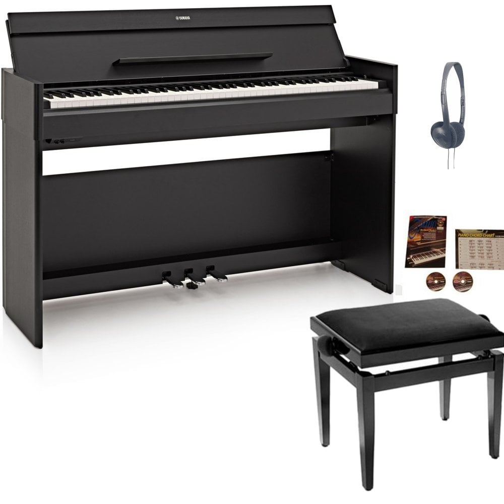 Yamaha Ydp S54 Digital Piano Black Package