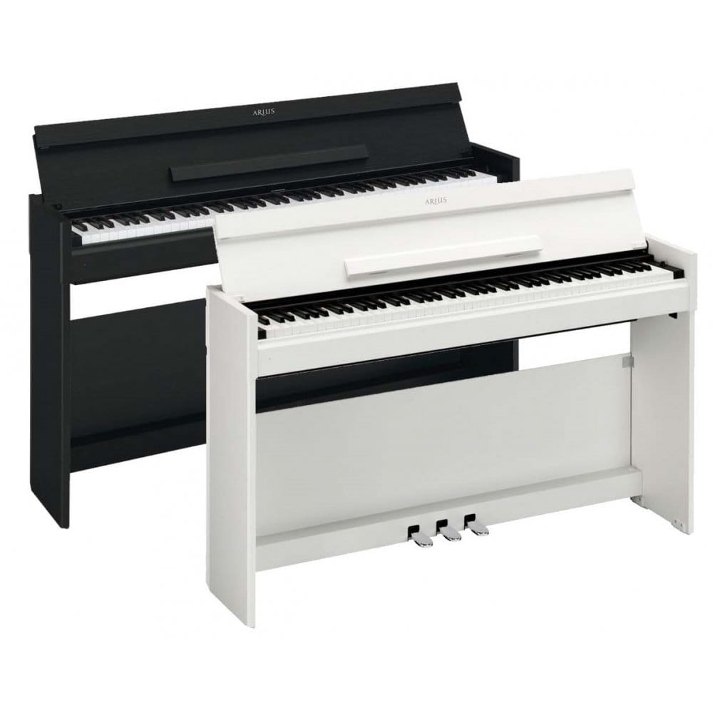 yamaha ydps52 arius personal digital piano from rimmers music. Black Bedroom Furniture Sets. Home Design Ideas