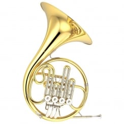 Yamaha YHR322II Student French Horn | Lacquer