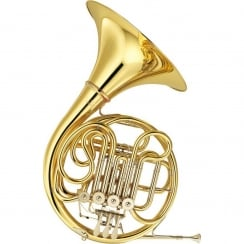 Yamaha YHR567D Intermediate French Horn | Lacquer