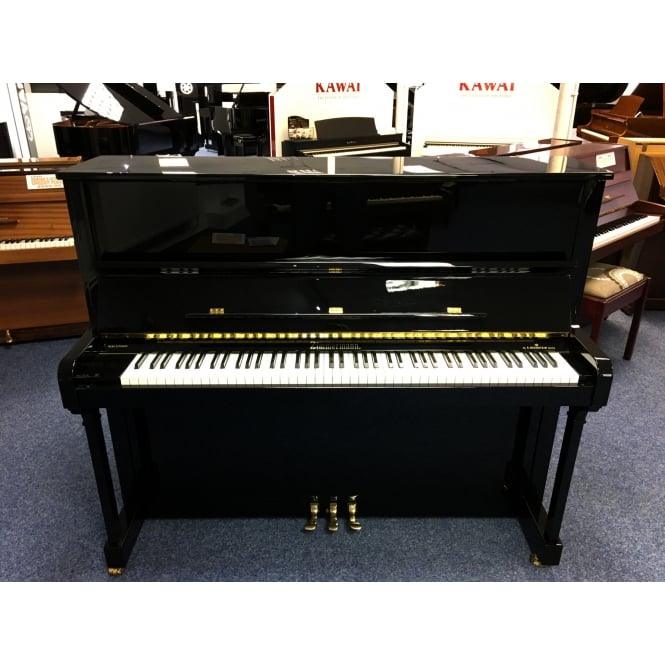 Zimmerman Z1-125 Upright Piano | Used